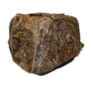 Mud River Dixie Insulated Kennel Cover Camo