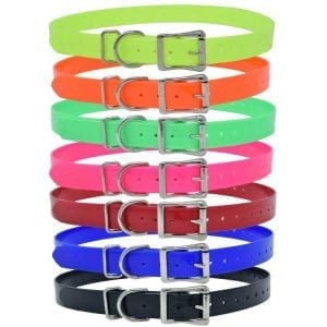 """3/4"""" Universal Replacement Strap, Roller Double Buckle, D Loop"""