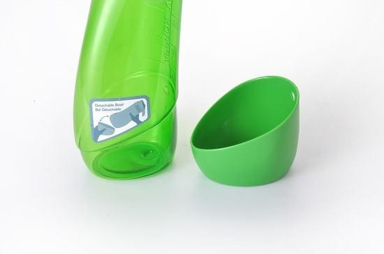 Gourd Water Bottle and Bowl