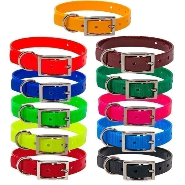 11 Pack Day Glow Puppy Collar